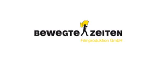 Logo Bewegte Zeiten Filmproduktion GmbH